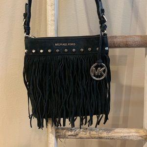 96a6f10cba5db1 Women Michael Kors Fringe Bag on Poshmark
